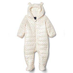 GAP Bear Snowsuit | 3-6 mos | LIKE NEW